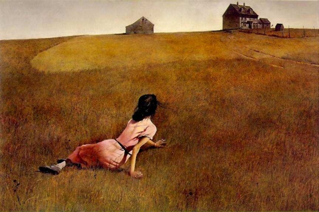 Andrew Wyeth: Christina
